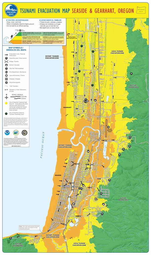 jackson county oregon map with New Gearhart Tsunami Maps Here on Big Map in addition Woodside  Queens further Vale Tunnel as well 385 additionally Michigan Satellite Image.