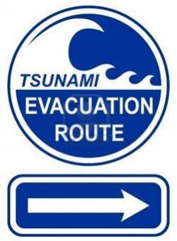 tsunamievactuation